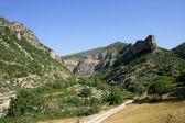 Долина — Стоковое фото