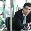 Stockfoto: Public transport