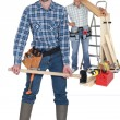 Two carpenters — Stock Photo #11750278