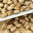 Lots of pistachios nuts - 