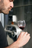 Wine producer — Stock Photo