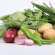 Foto de Stock  : Vegetables