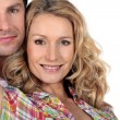Close-up of couple — Stock Photo #11848172