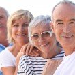 Group of seniors — Stock Photo #11887665