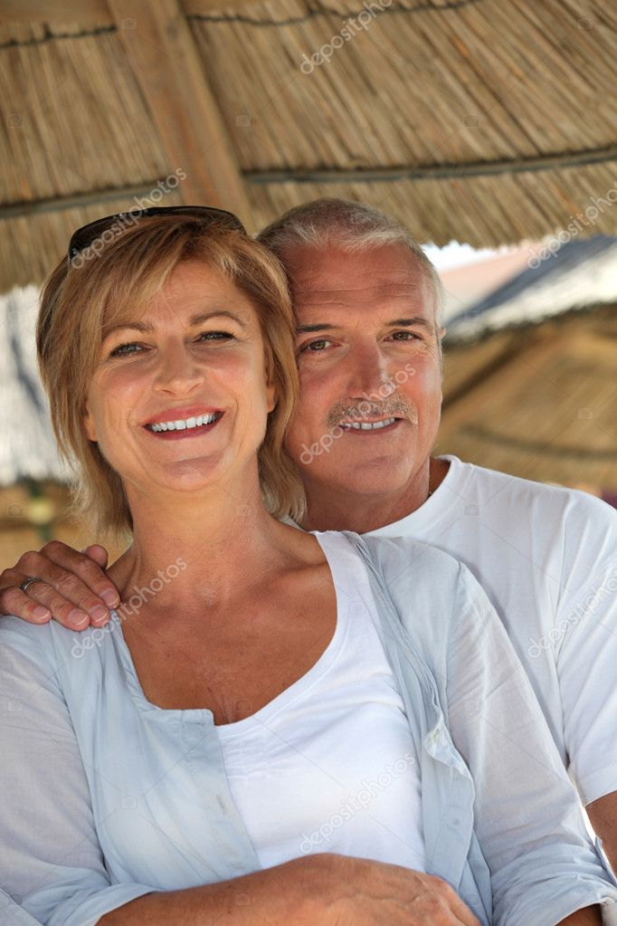 Couple on holiday — Stock Photo #11887784