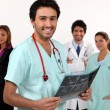 Medical staff — Stockfoto #11891102