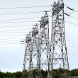 Electricity pylons — Stock Photo #11895899