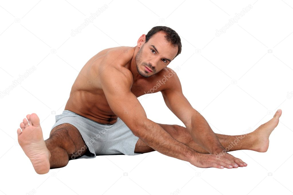 Naked Exercising Videos 38