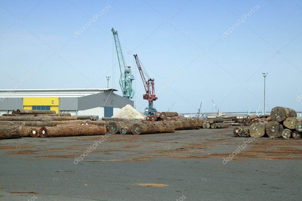 Industrial scene — Stock Photo #11895967
