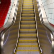 Escalator Up - Stock Photo