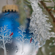 Christmas Ornament — Stock Photo #12411212