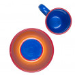 Foto de Stock  : Colorful Dishes