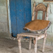Stock Photo: Rustic Chair