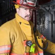 Firefighter — Stock Photo #12412050