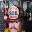 Firefighter — Stock Photo #12412057