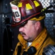 Firefighter — Stock Photo #12412067