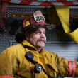 Firefighter — Stock Photo #12412126