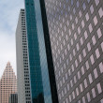 Houston Skyline — Stock Photo