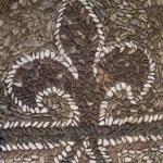 Mosaic Fleur-de-lis — Stock Photo #12413916