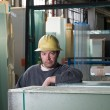 Male Construction Worker - Foto de Stock