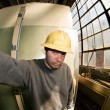 Male Construction Worker — Stock Photo #12414396