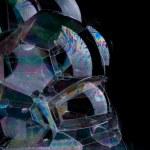 Мыльные пузыри — Стоковое фото