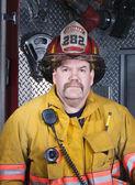 消防员 — 图库照片