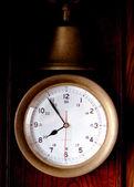 Ship's Clock — Stock Photo