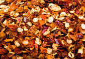 Red Pepper Flakes — Stock Photo
