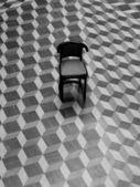 Geometrics Chair — Stock Photo