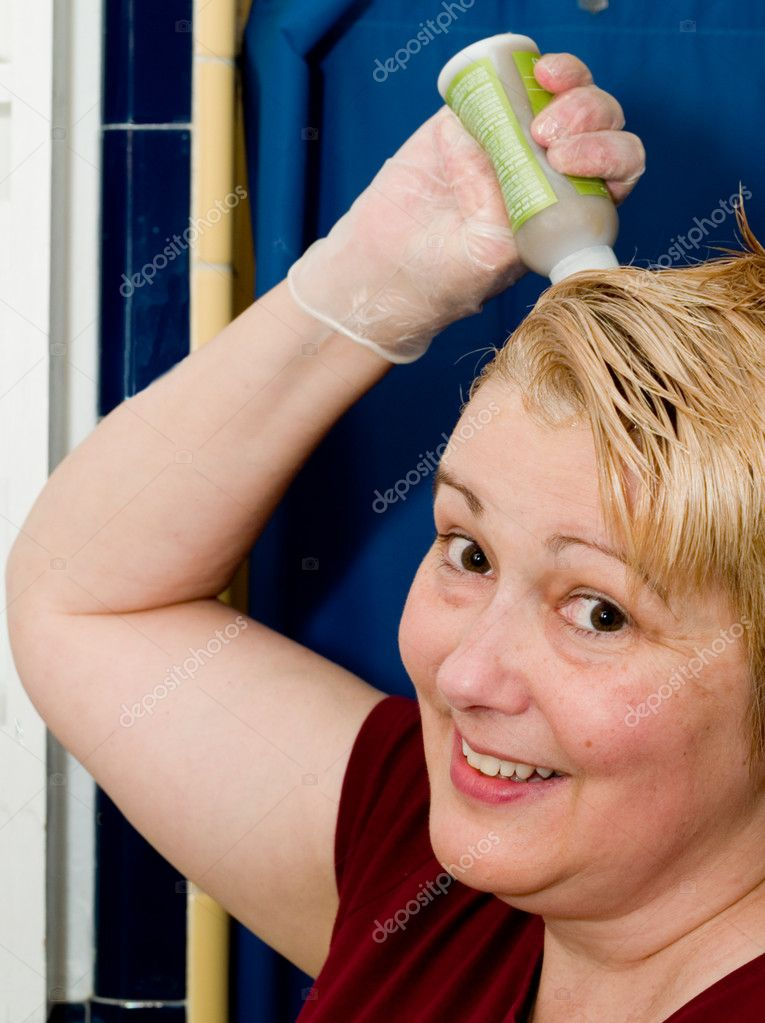 Mature Woman — Stock Photo #12414622
