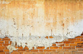 Brick Wall Background and texture — Zdjęcie stockowe