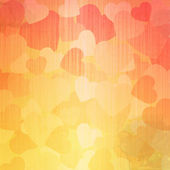 Grunge Heart abstract vintage background and pattern — Stock Photo