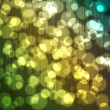 Abstract bokeh light background and texture — Stock Photo