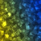 Shiny email bokeh light background — Photo
