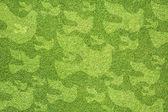 Peaceicon yeşil çim doku ve arka plan — Stok fotoğraf