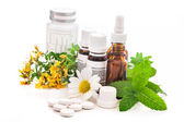 Alternative medicine — Stock Photo