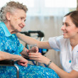Home care — Stockfoto