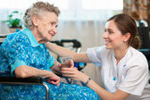 Home care — Stock fotografie
