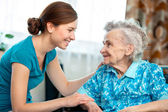 Home care — Foto Stock