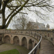 Постер, плакат: The burcht fortress leiden