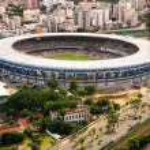 Постер, плакат: Maracana Stadium