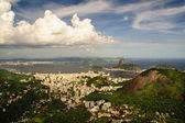 Baia de Guanabara — Stock Photo