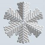 Snowflakes. Vector illustration. — Stock Vector