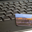 Stock Photo: Payment online