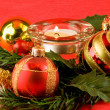 Christmas ornaments — Stockfoto #10968428