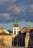 The Calvinist church in Budapest — Stock Photo