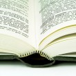 Stock Photo: Business dictionary