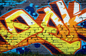 Graffiti 10 — Stock Photo