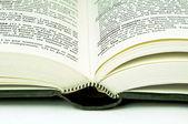 бизнес словарь — Стоковое фото